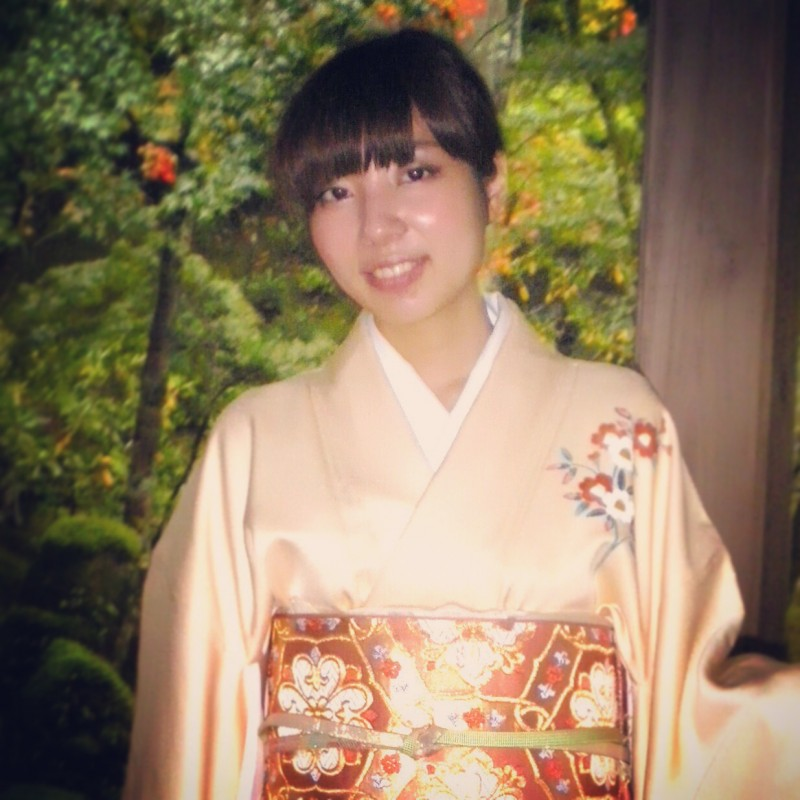 Mariko kimono party agent