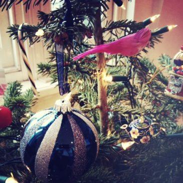 Takayo's Christmas decorations