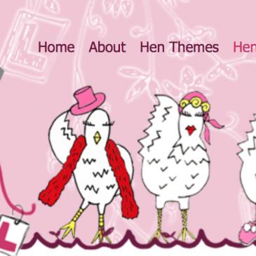 Organise A Hen