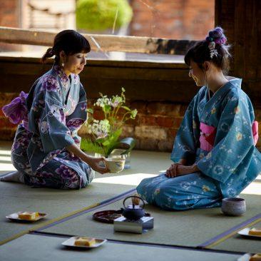 japan, Japanese tea ceremony, tea ceremony, corporate event, team building, corporate, takayo,