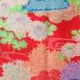 vintage kimono fabric scraps for sale