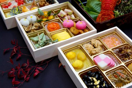 osechi japanese new year