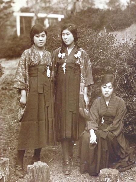 Japanese hakama