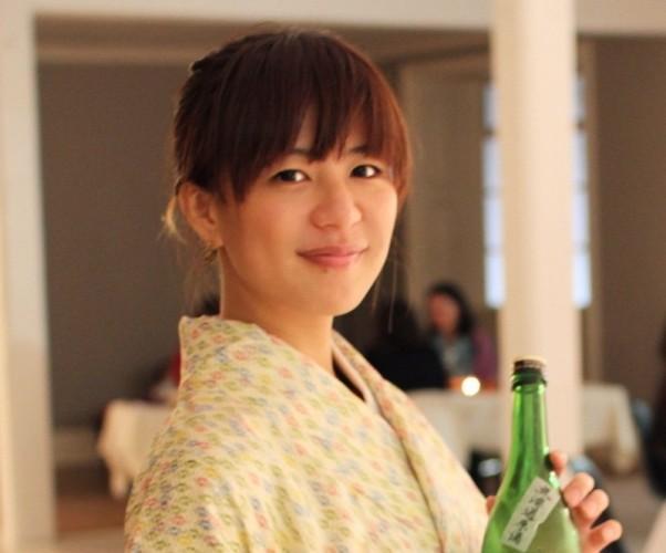 New! Sake tasting experience