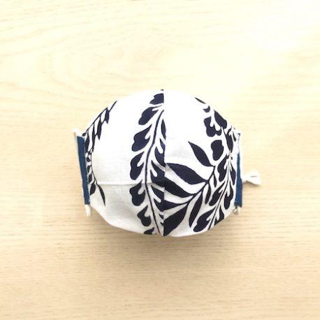 Japanese tenugui mask tsunagi ura