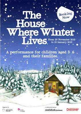 Punchdrunk – The House Where Winter Lives