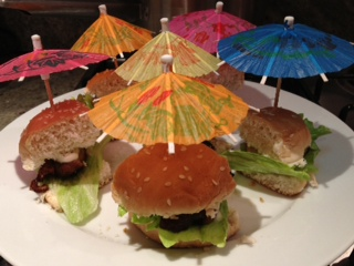 Japanese-themed party food – Bread