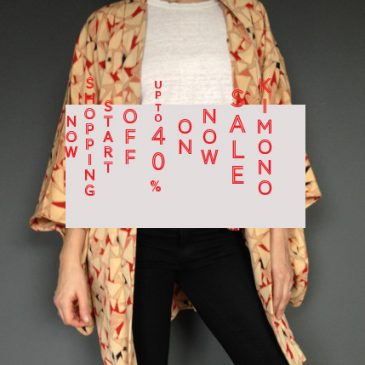 KIMONO SALE NOW ON